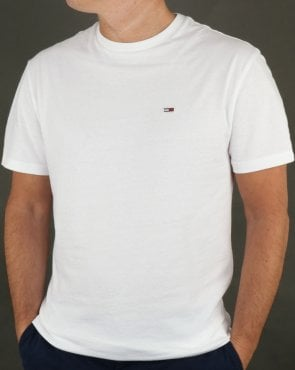 Tommy Jeans Tommy Hilfiger Classics T-shirt Classic White