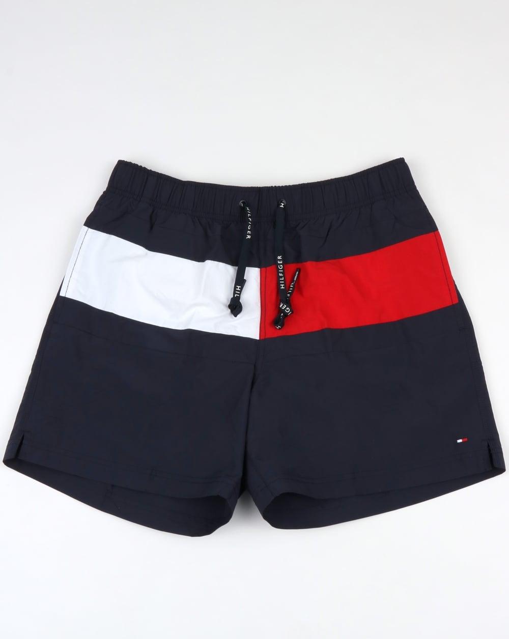 96ef977ab7 Tommy Hilfiger Flag Swim Shorts Navy,beach,swimmers,holiday