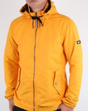 Tommy Hilfiger Jeans Tommy Hilfiger Hooded Jacket Radiant Yellow