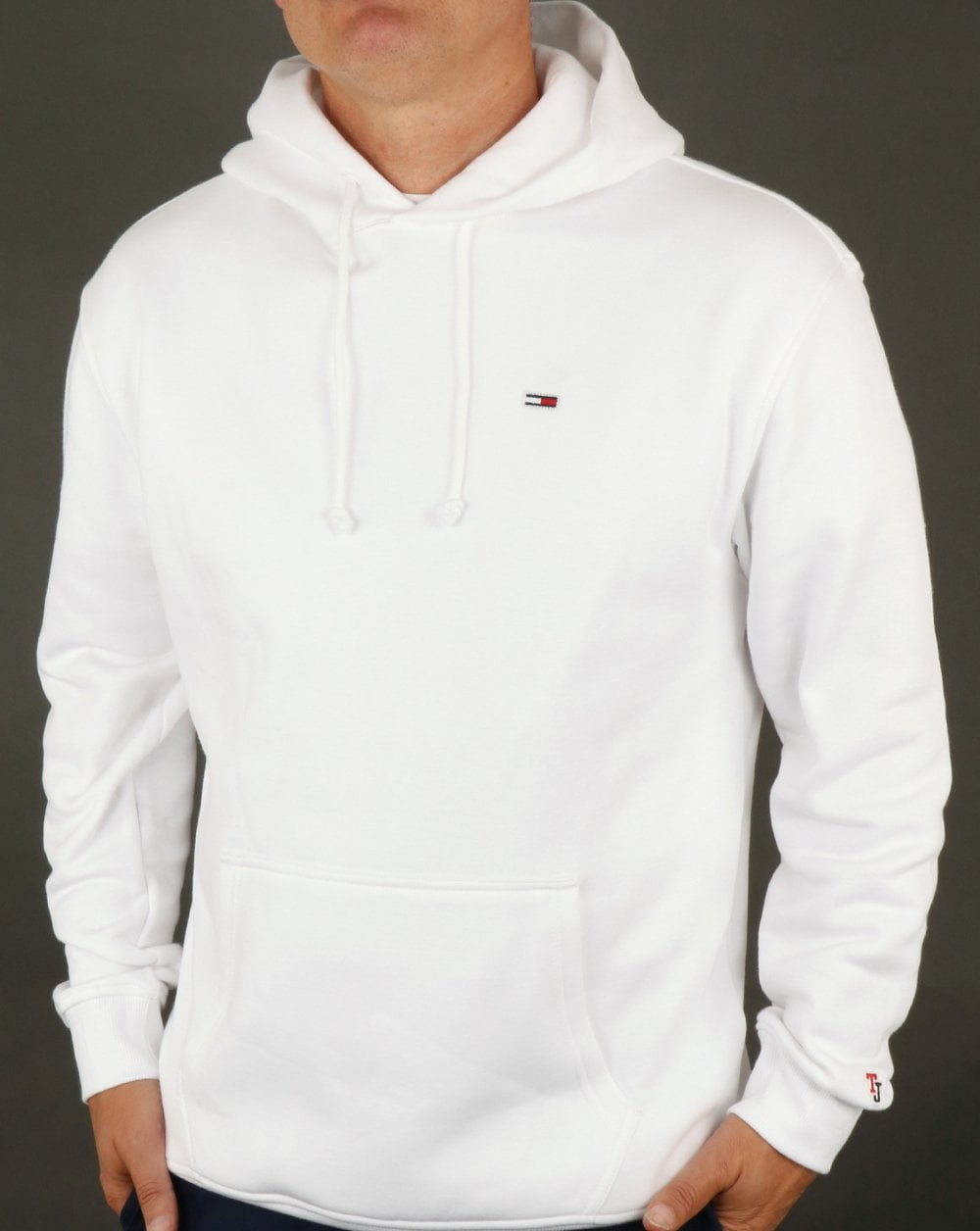ac727ba64 Tommy Hilfiger Hoodie Classic White,hooded,sweatshirt,top,cotton
