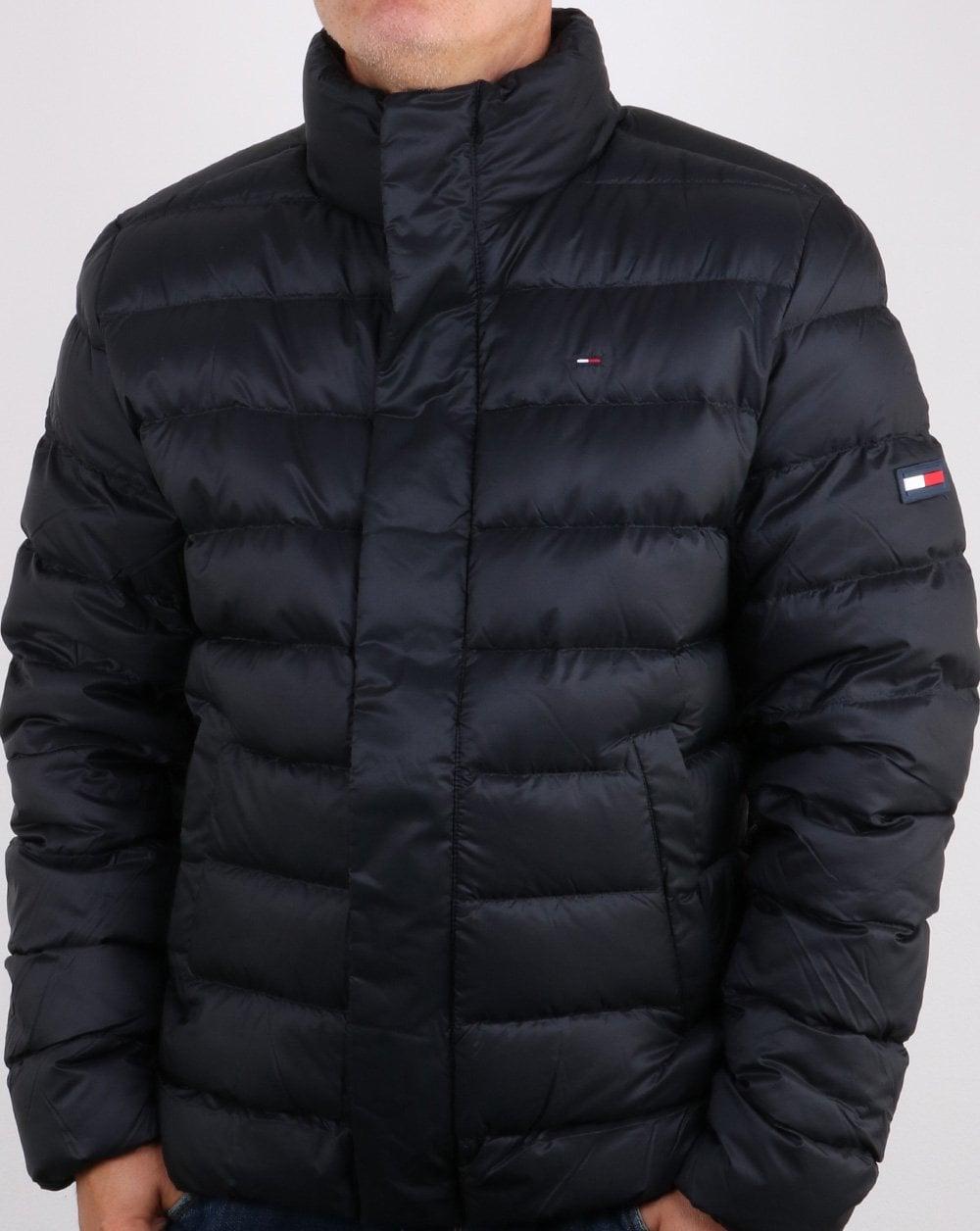 093ca118ad8 Tommy Hilfiger Light Down Jacket Tommy Black