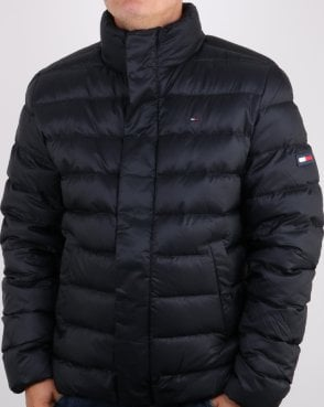 Tommy Hilfiger Jeans Tommy Hilfiger Light Down Jacket Tommy Black