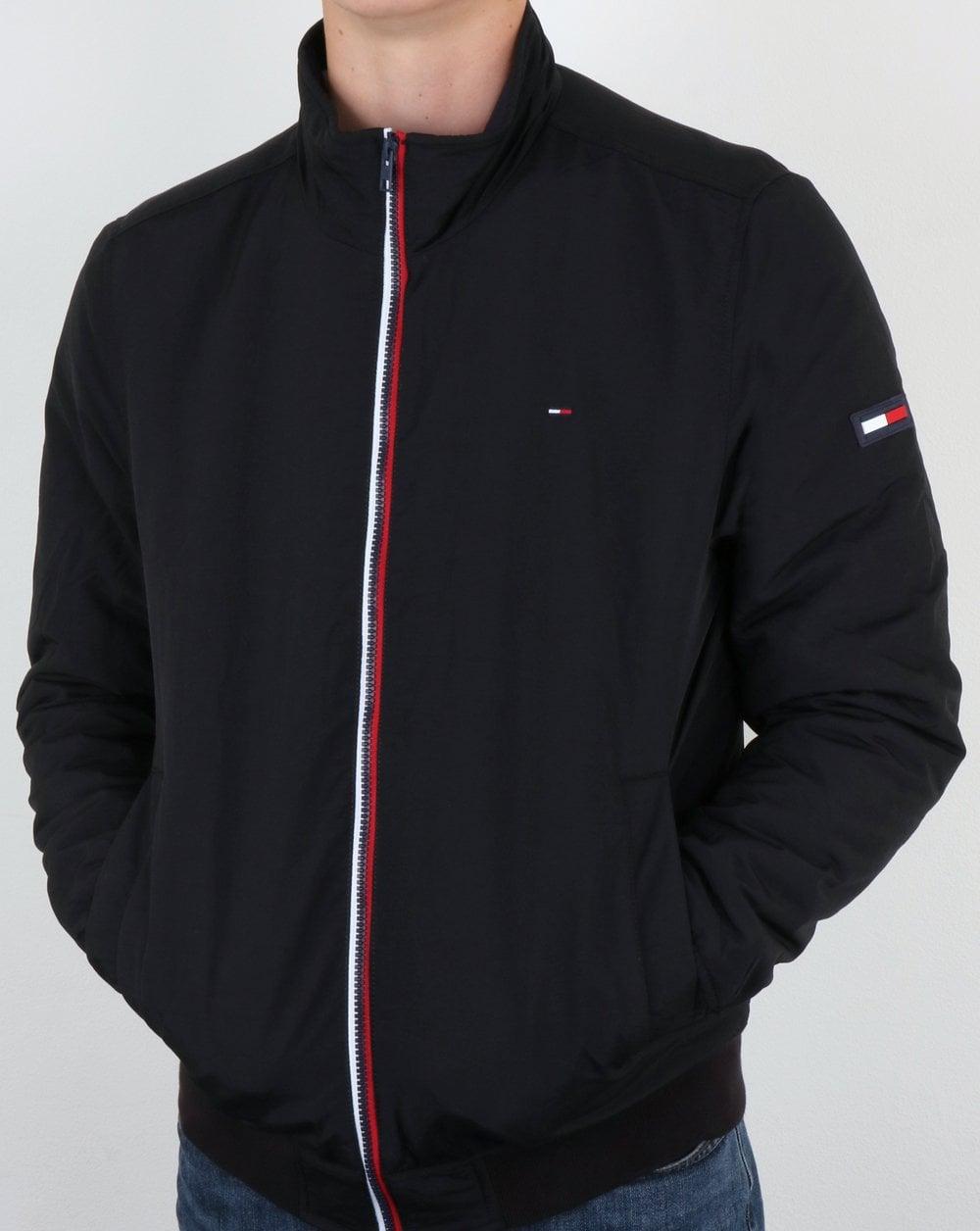 454a30df766f Tommy Hilfiger Jeans Tommy Hilfiger Padded Jacket Tommy Black