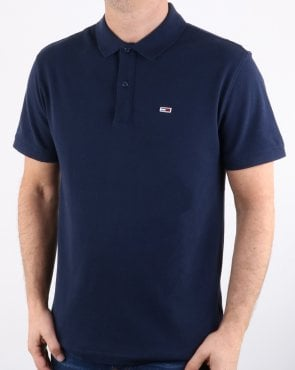 Tommy Hilfiger Jeans Tommy Hilfiger Polo Shirt Navy