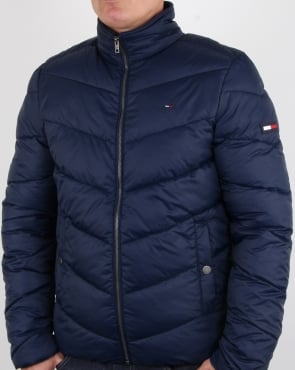 Tommy Hilfiger Jeans Tommy Hilfiger Quilted Jacket Navy