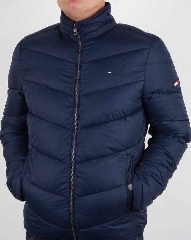 e8b730db0baf Tommy Hilfiger Jeans Tommy Hilfiger Quilted Jacket Navy