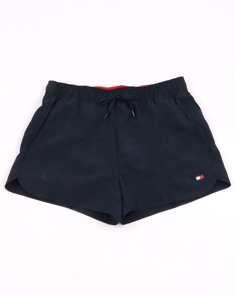 f1d607a2 Tommy Hilfiger Runner Shorts Navy / 80s Casual Classics