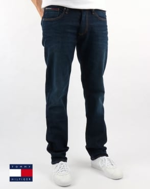 Tommy Jeans Tommy Hilfiger Ryan Straight Fit Jeans Dark Comfort