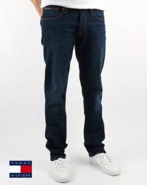 Tommy Hilfiger Jeans Tommy Hilfiger Ryan Straight Fit Jeans Dark Comfort