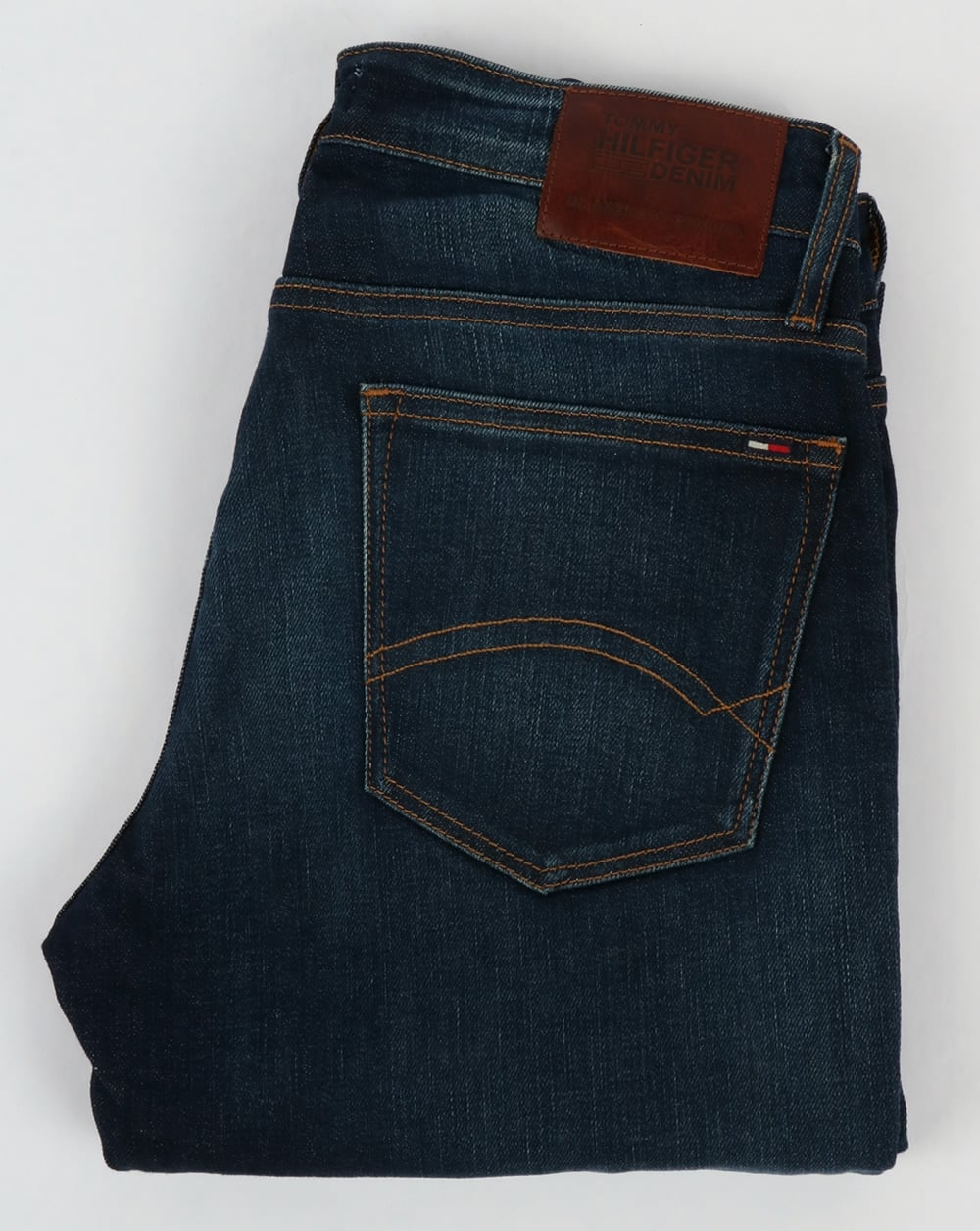 Tommy Hilfiger Ryan Straight Fit Jeans Vintage Dark