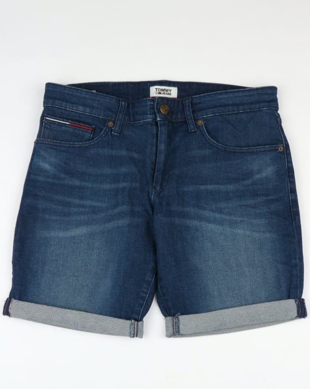 Tommy Hilfiger Scanton Shorts Mid Blue