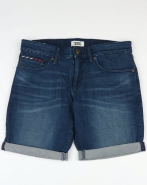 Tommy Jeans Tommy Hilfiger Scanton Shorts Mid Blue