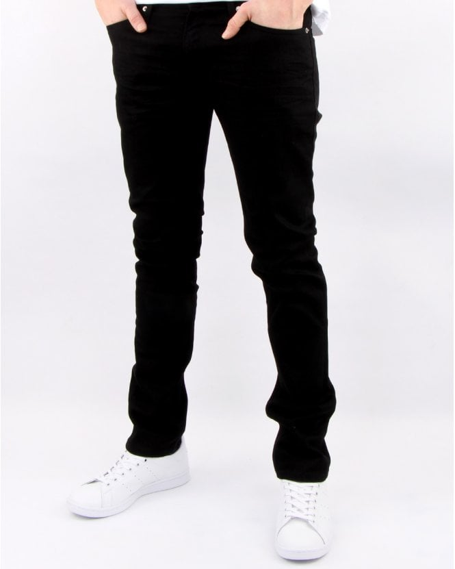 Tommy Hilfiger Scanton Slim Fit Jeans Black