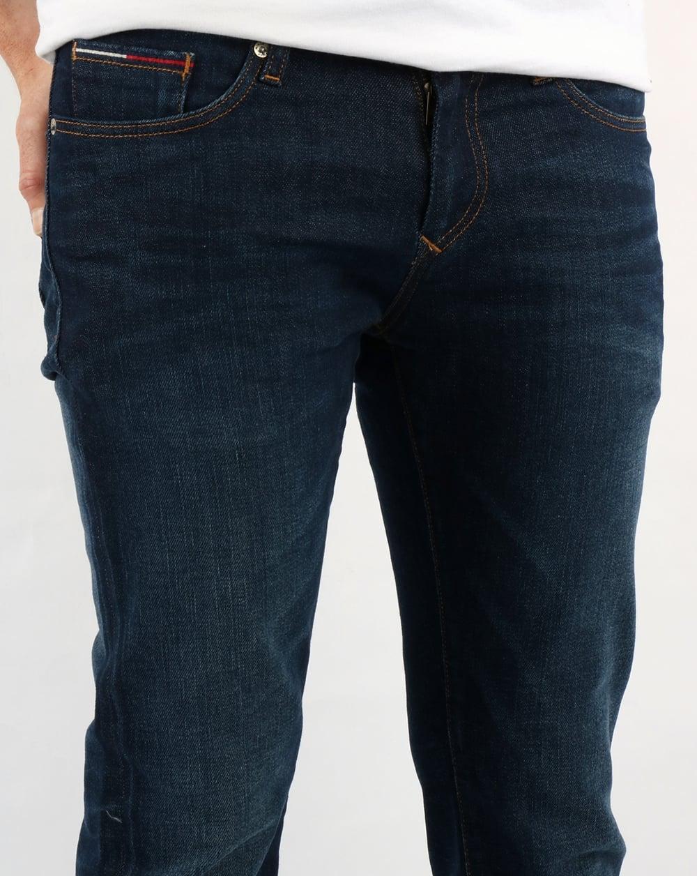 Tommy Hilfiger Scanton Slim Fit Jeans Vintage Dark Comfort