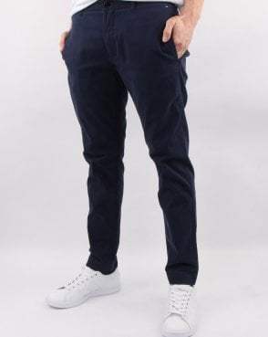 Tommy Hilfiger Slim Fit Chinos Navy