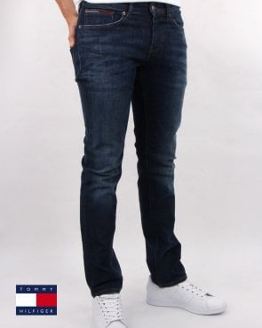 Tommy Hilfiger Jeans Tommy Hilfiger Slim Scanton Dynamic Stretch Jeans Dark Blue