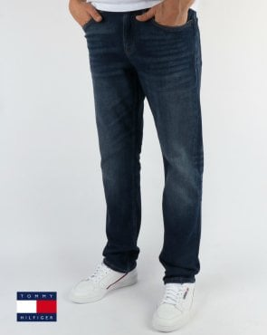 Tommy Hilfiger Jeans Tommy Hilfiger Straight Ryan Jeans Wdn Mid Blue