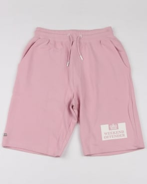 Weekend Offender Action Shorts Pink
