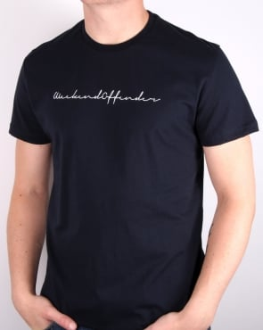 Weekend Offender Adam T-shirt Navy