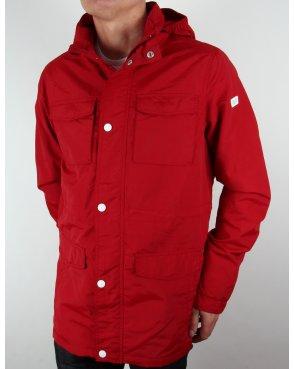 Weekend Offender Akron Jacket Red