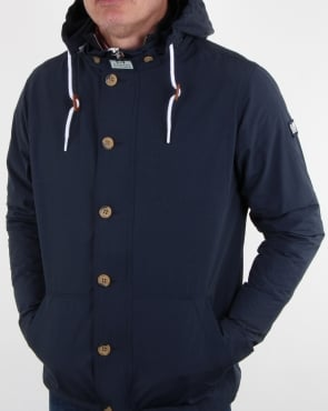 Weekend Offender Burgess Jacket Navy