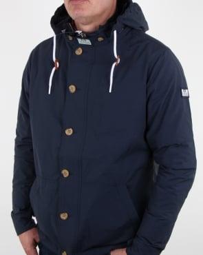 Weekend Offender Burgess Jacket Navy