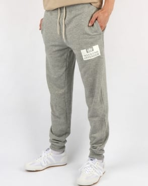 Weekend Offender Classic Jog Pant Grey Marl