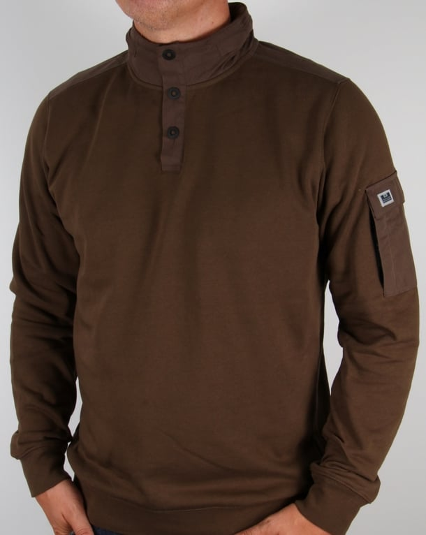 Weekend Offender Foss Hooded Sweat Pickle