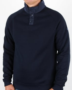 Weekend Offender Freeman Jumper Navy