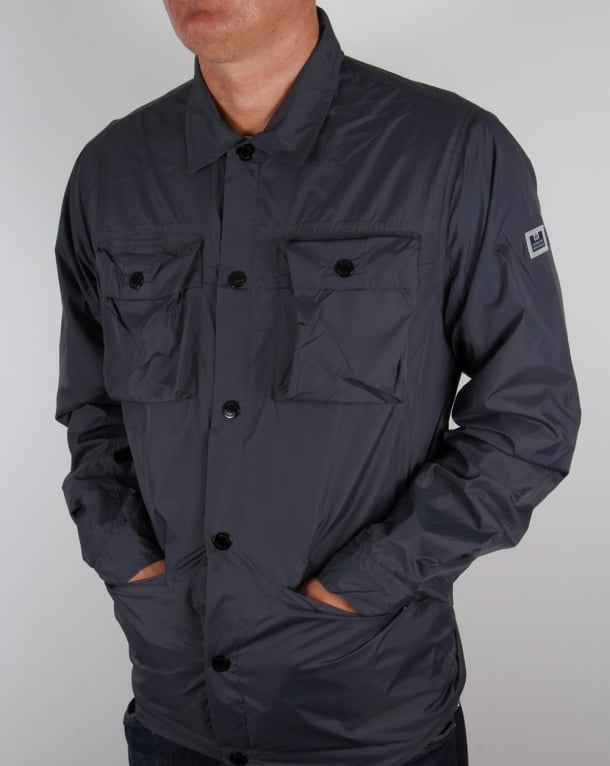 Weekend Offender Jacket Grey