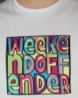 Weekend Offender Mad Cyril T-shirt White
