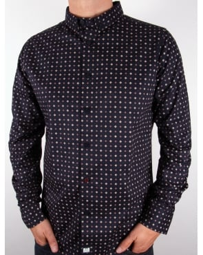 Weekend Offender Masaya Shirt Navy
