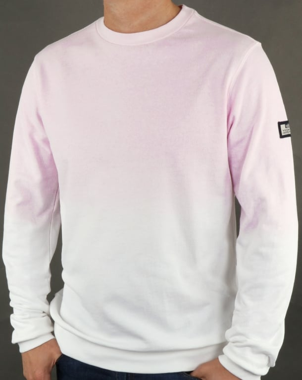 Weekend Offender Puzo Sweatshirt Petal