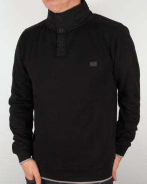 Weekend Offender Raimi Sweatshirt Black
