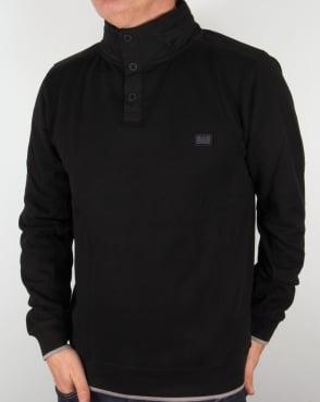 Weekend Offender Raimi Sweatshirt Black