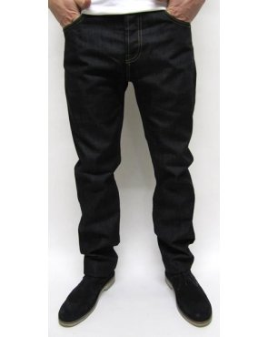 Weekend Offender Regular Slim Fit Dark Jeans Dark Wash