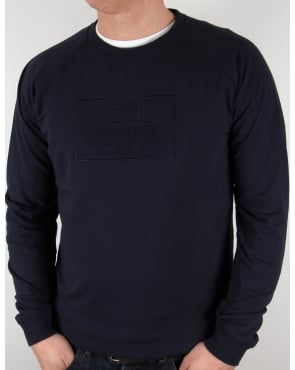 Weekend Offender Sable Sweatshirt Navy