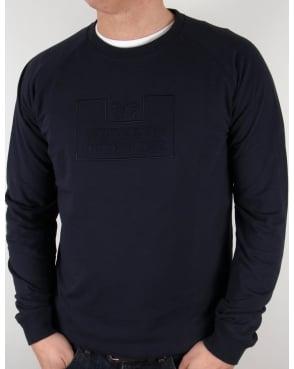 Weekend Offender Sable Sweatshirt Navy