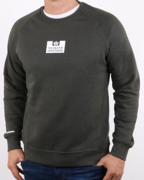 Weekend Offender Saddler Sweatshirt Spruce
