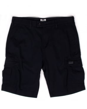 Weekend Offender Sangria Combat Shorts Navy