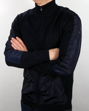 Weekend Offender Stinger Jumper Navy