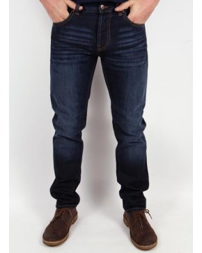Weekend Offender Tapered Fit Aged Jeans Aged Wash
