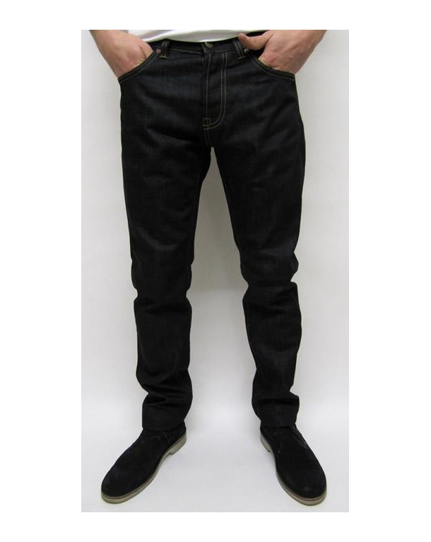 Weekend Offender Tapered Fit Dark Jeans Dark Wash