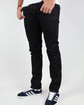Weekend Offender Tapered Fit Jeans Rinsed Wash