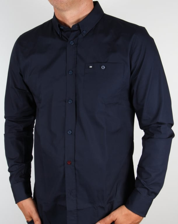 Weekend Offender Tib Shirt Navy