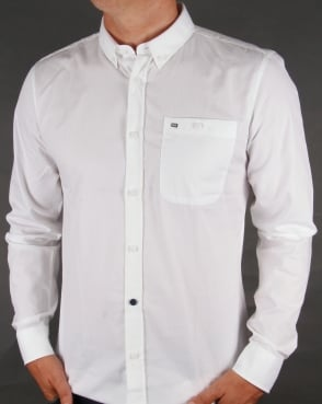 Weekend Offender Tib Shirt White