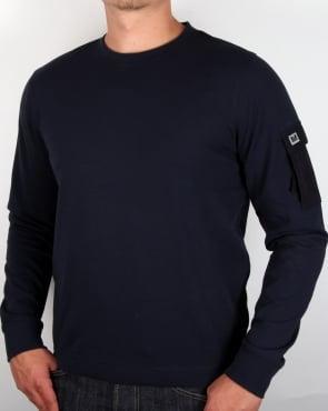 Weekend Offender Trent Sweatshirt Navy