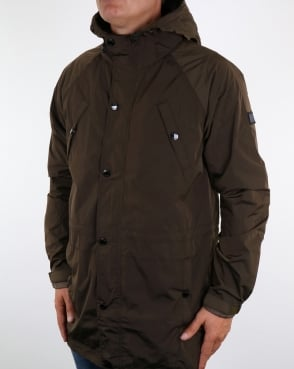 Weekend Offender Washington Parka Khaki
