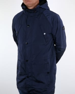 Weekend Offender Washington Parka Navy