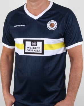 Weekend Offender Weekend FC Shirt Navy